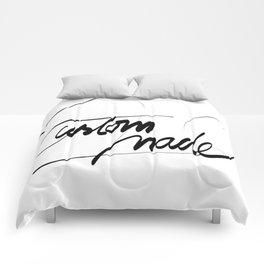 Custom made Comforters