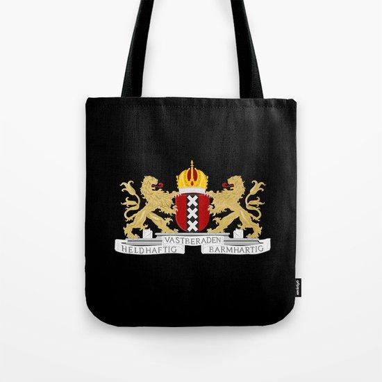 Coat of arms of Amsterdam Tote Bag