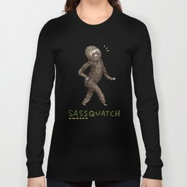 Sassquatch Langarmshirt