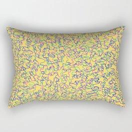 Out of Mind Rectangular Pillow