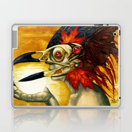 Raptor: Corvus Laptop & iPad Skin