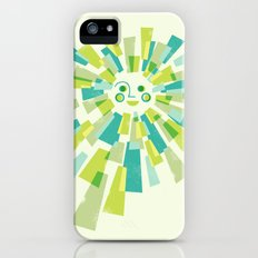 Modern Sunburst iPhone (5, 5s) Slim Case