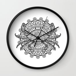 Cancer Mantra Wall Clock