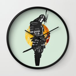 Samurai showdown Wall Clock