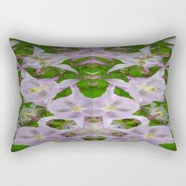 Aquilegia Rectangular Pillow