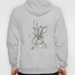 The Jackalope and the Ladybirds at Dawn Hoody