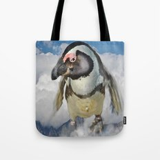 Flying Jack Tote Bag
