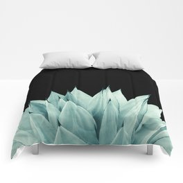 Agave Vibes #11 #tropical #decor #art #society6 Comforters