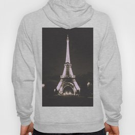 Vintage Style Paris Hoody