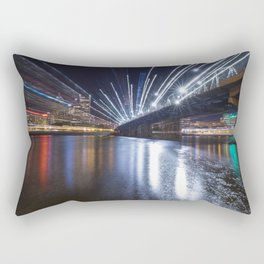 Zoom City Rectangular Pillow
