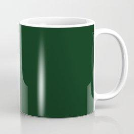 Simply Pine Green Coffee Mug