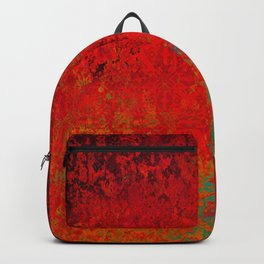 Figuratively Speaking, Abstract Art Backpack