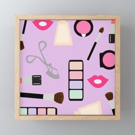 What's Your Pallet? Framed Mini Art Print