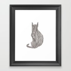 Figure n.1 Framed Art Print