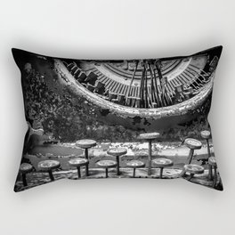 Typing histories Rectangular Pillow