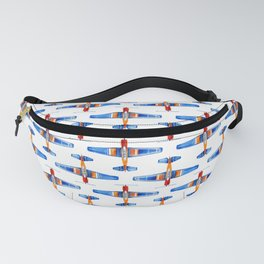 planes pattern3 Fanny Pack