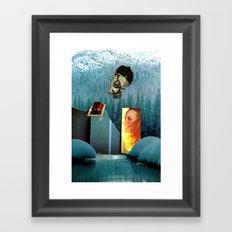 5x5 Framed Art Print