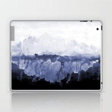 Paint 5 abstract water ocean arctic iceberg nature ocean sea abstract art drip waterfall minimal  Laptop & iPad Skin