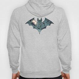 Batty Cutout Hoody
