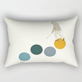 Tap Dancing Rectangular Pillow