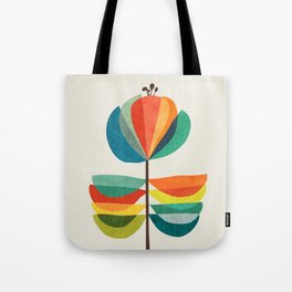 Whimsical Bloom Tote Bag