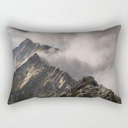 The moment of perfection Rectangular Pillow