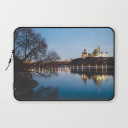 Ottawa at Night Laptop Sleeve
