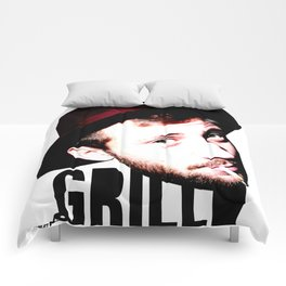 TOILET CLUB #grillo Comforters