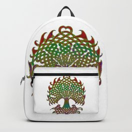 Celtic Knot Tree of Life Backpack