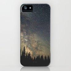 Milky Way iPhone (5, 5s) Slim Case