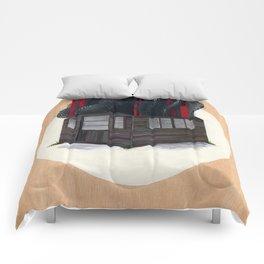 Sheds & Shacks | No:1 Comforters