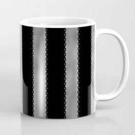 Gothic Stripes II Coffee Mug