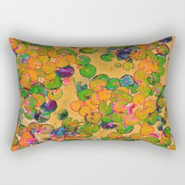 Lily Pad Tie Rectangular Pillow