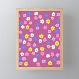 Spring time #4 Framed Mini Art Print