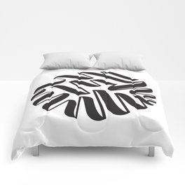 Untitled Circle Comforters