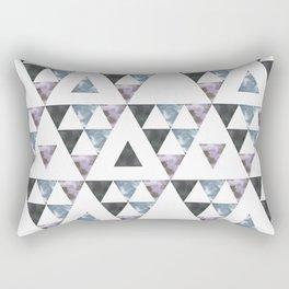 trinagles Rectangular Pillow