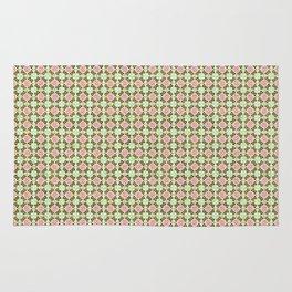 Seamless tile pattern Rug
