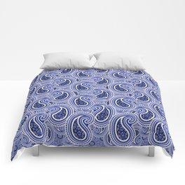 KyellBlue2...RainingPaisleys Comforters