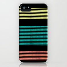 Stripes iPhone (5, 5s) Slim Case