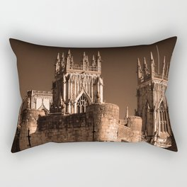 The Big Church Rectangular Pillow