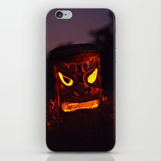 Autumn welcome iPhone & iPod Skin