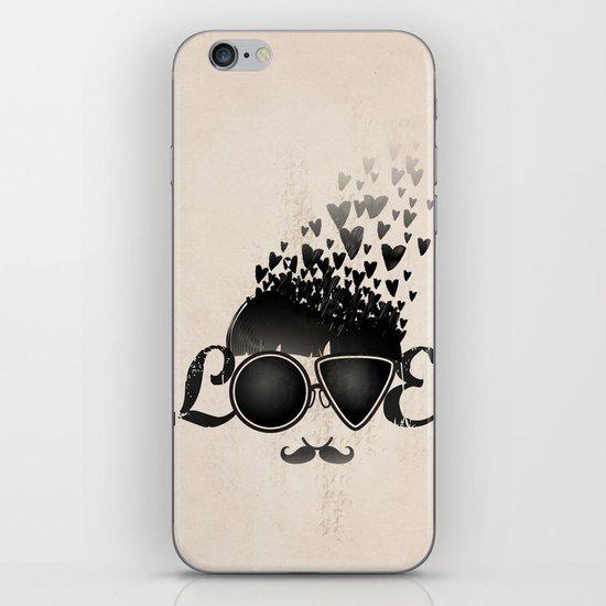 Blind Love iPhone & iPod Skin