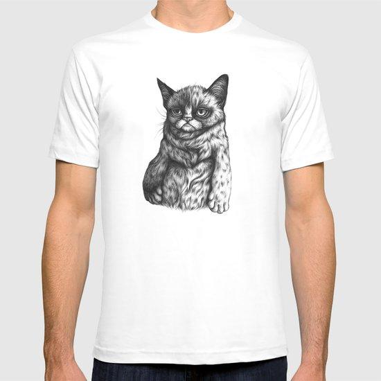 Tard the Grumpy Cat T-shirt