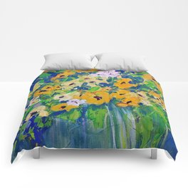 On the Sunny Side Comforters