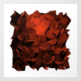 Polygon 10 Art Print