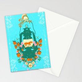 HORSE LANTERN Stationery Cards