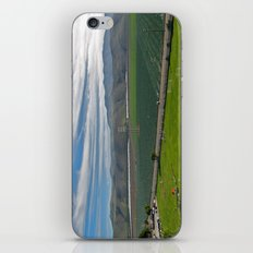 High Above iPhone & iPod Skin