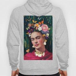 Frida Kahlo :: World Women's Day Hoody