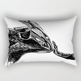 daytona dragon Rectangular Pillow