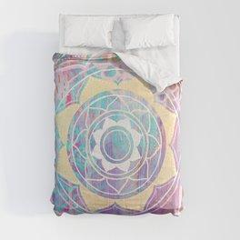Mixed Media Mandala - Journey Comforters
